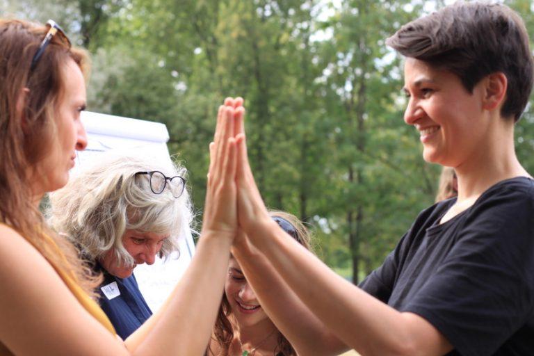 Hands on: Zusammen geht's einfacher